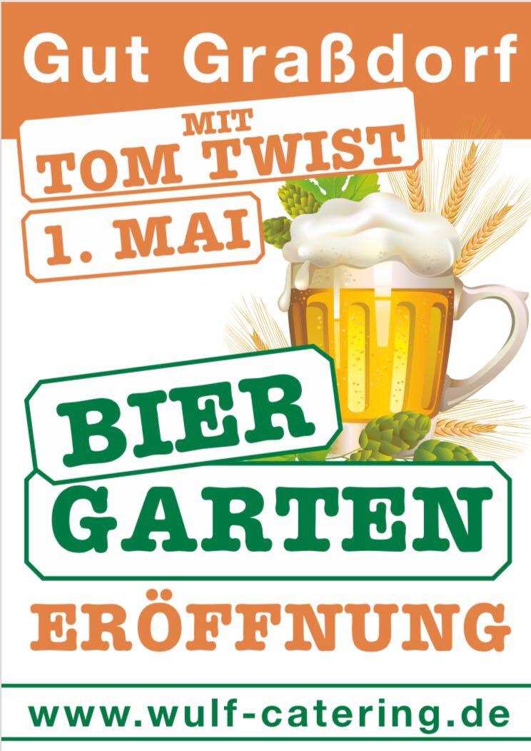 Eröffnung der Biergartensaison – ab 11:00 Uhr