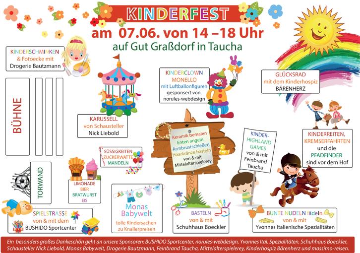 Kinderfest auf Gut Graßdorf