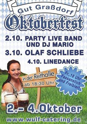 Oktoberfest auf Gut Graßdorf