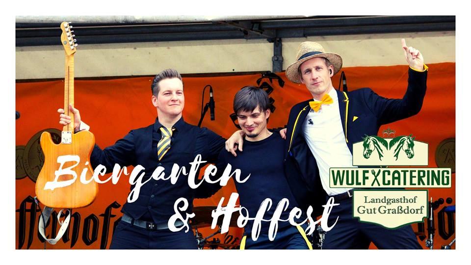 Biergarteneröffnung & Hoffest